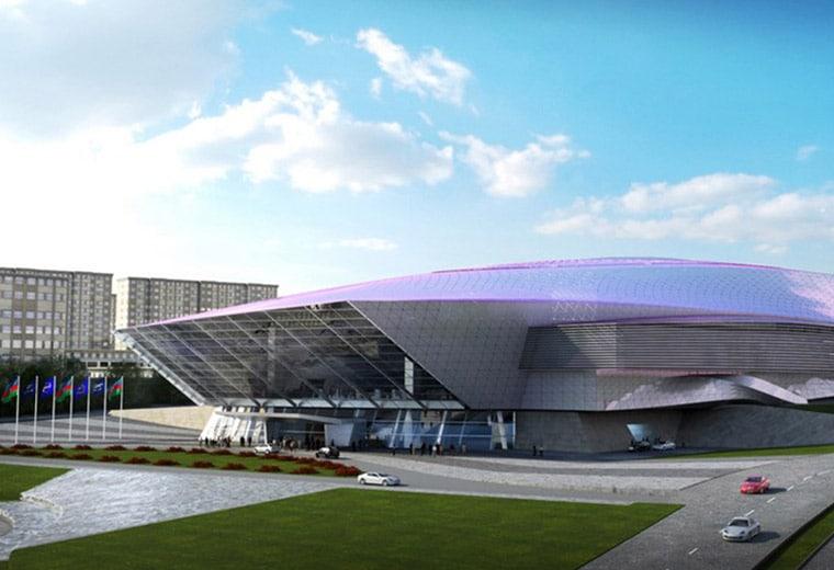 Multipurpose halls Baku